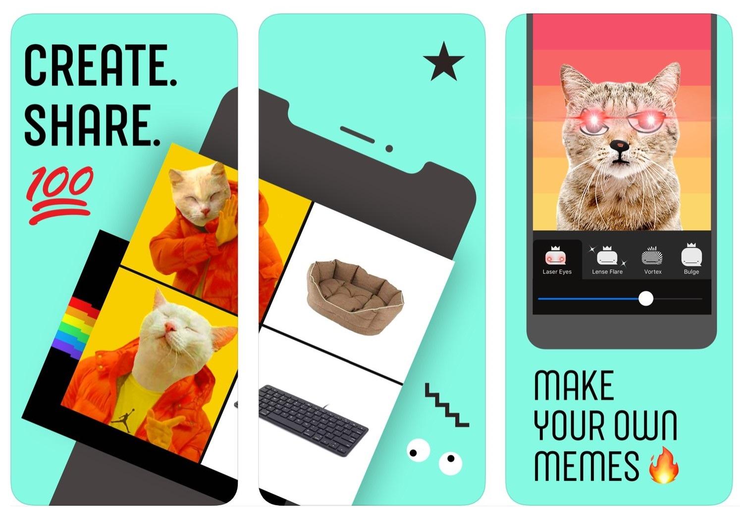 Facebook chce dotrzeć do młodych za pomocą aplikacji z memami. Chyba za późno na takie numery