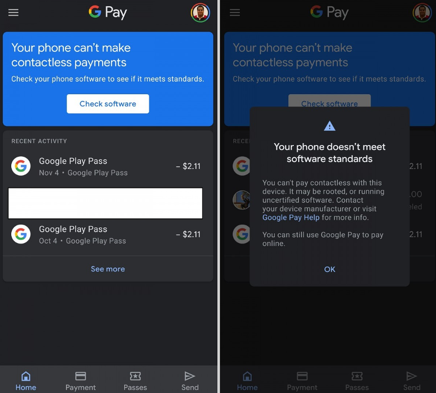Będą nowe zabezpieczenia w Google Pay?