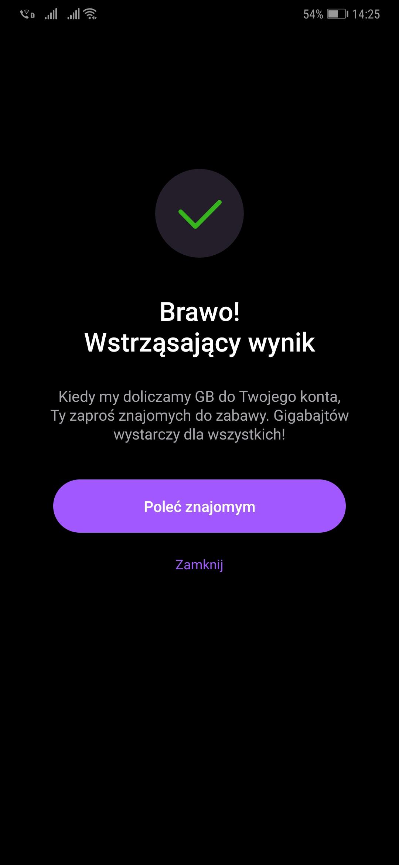 Play: potrząśnij telefonem, a na Twoje konto wpadną dodatkowe gigabajty 27