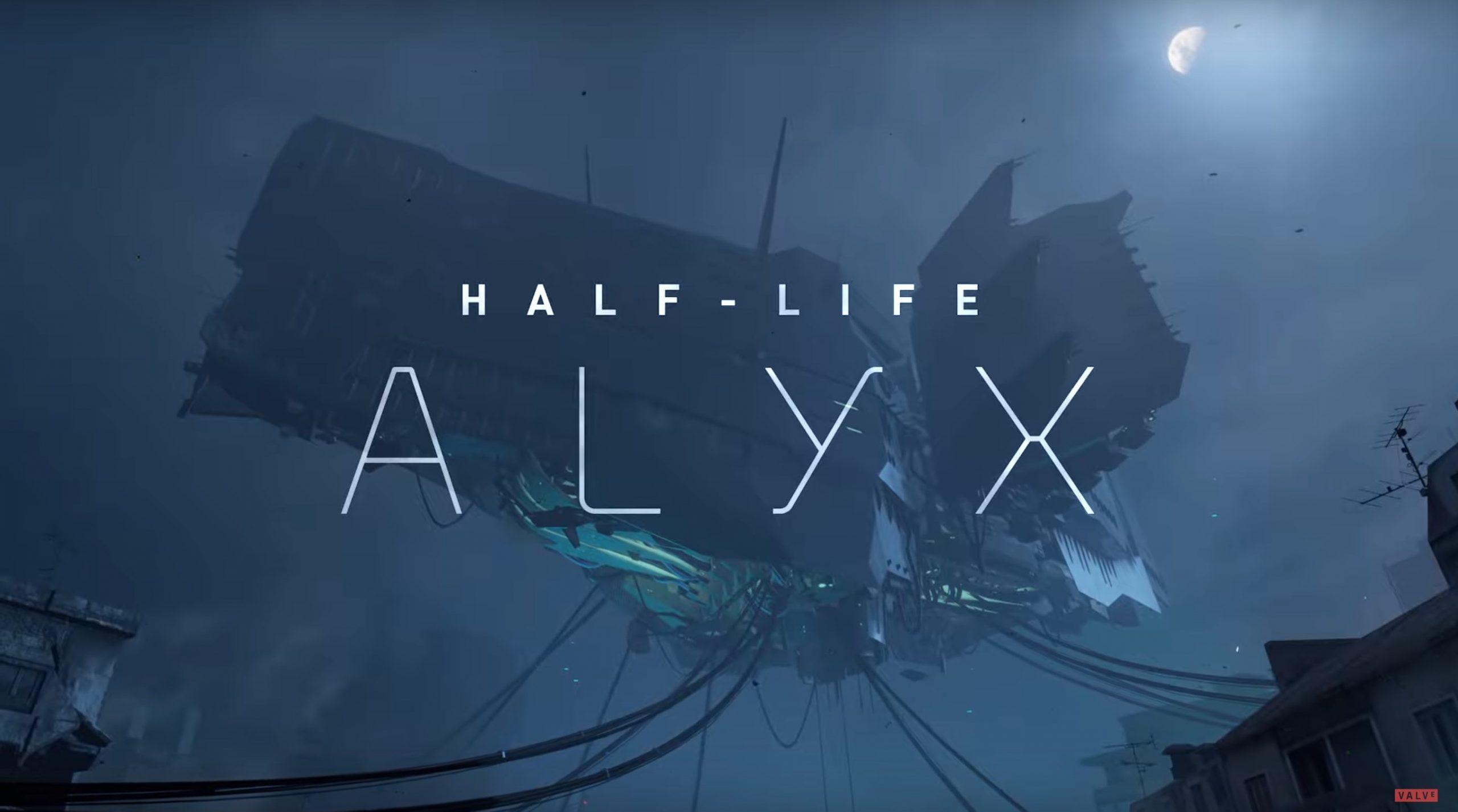 Poznaliśmy konkretną datę premiery Half-Life: Alyx. Nadchodzi rewolucja w technologii VR? 27