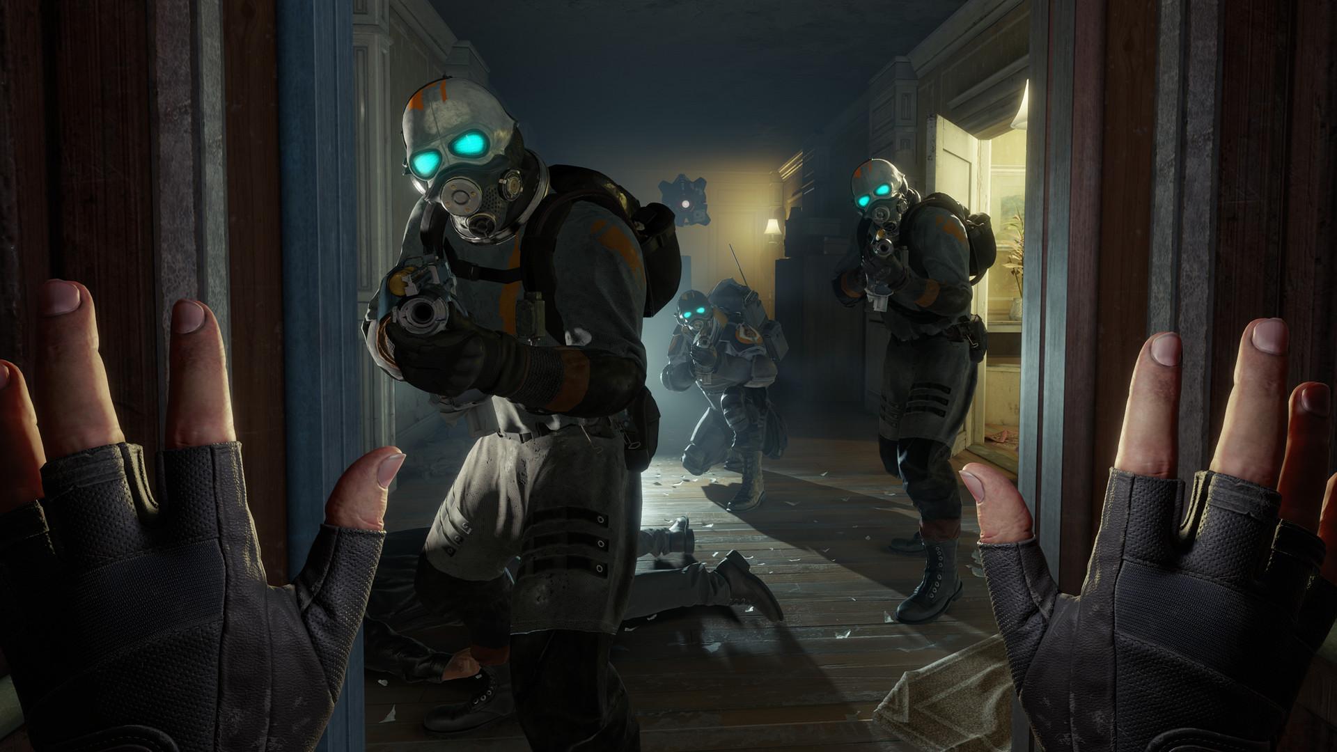 Valve publikuje trzy nowe filmy prezentujące rozgrywkę w Half-Life: Alyx. Ile się tam dzieje!