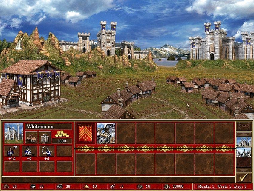 Promocja: Heroes of Might & Magic 3: Complete za niecałą dyszkę