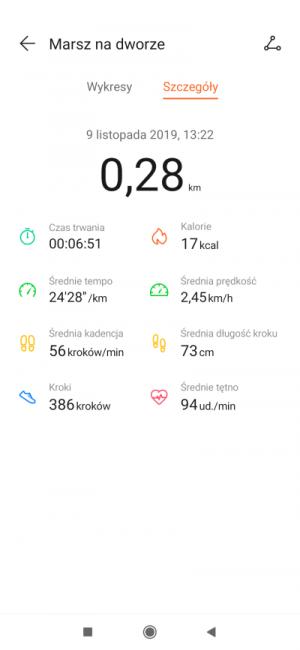 Recenzja smart opaski Honor Band 5 - godny rywal Xiaomi Mi Band 4? 57