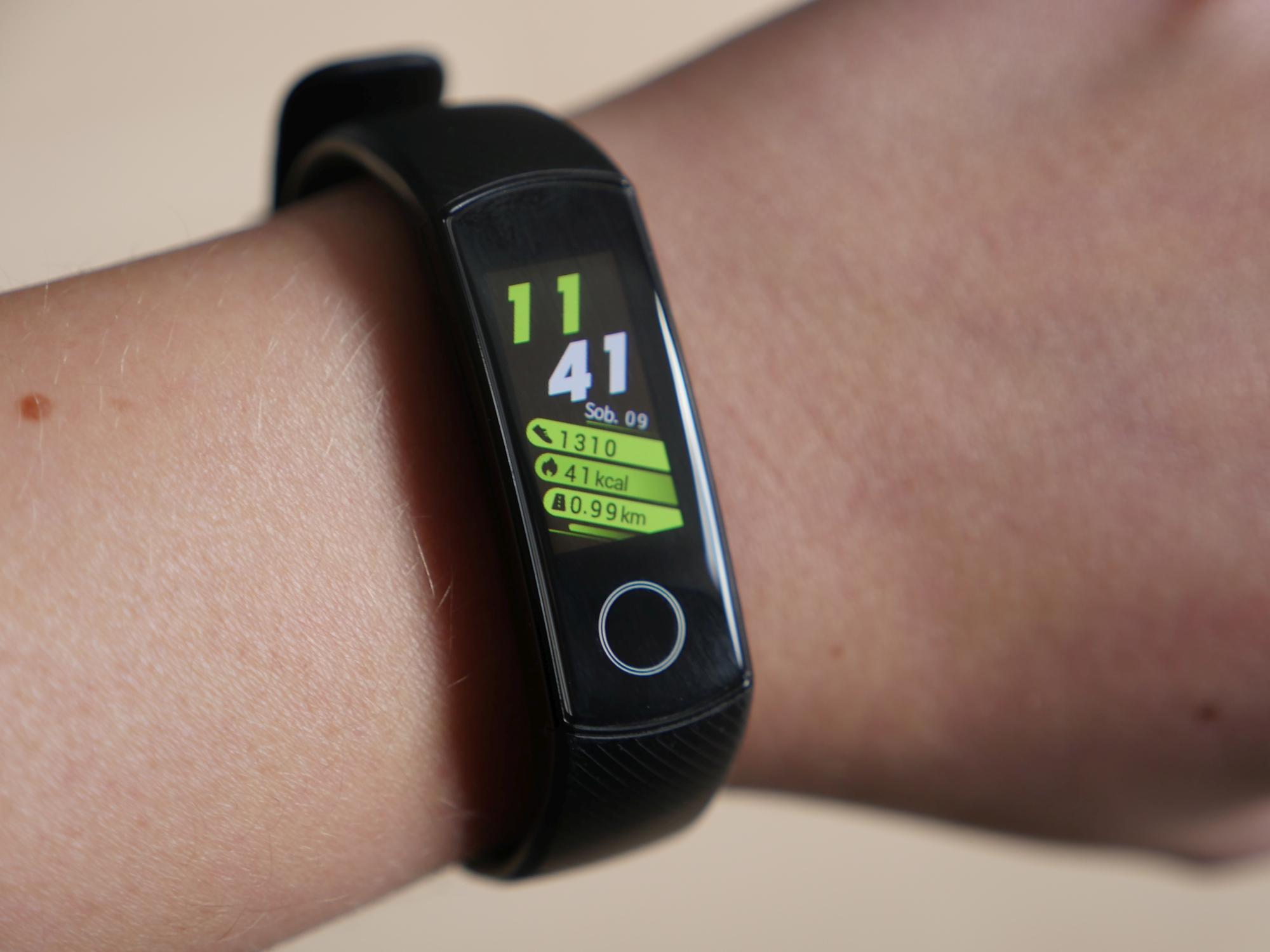 Recenzja smart opaski Honor Band 5 - godny rywal Xiaomi Mi Band 4? 19