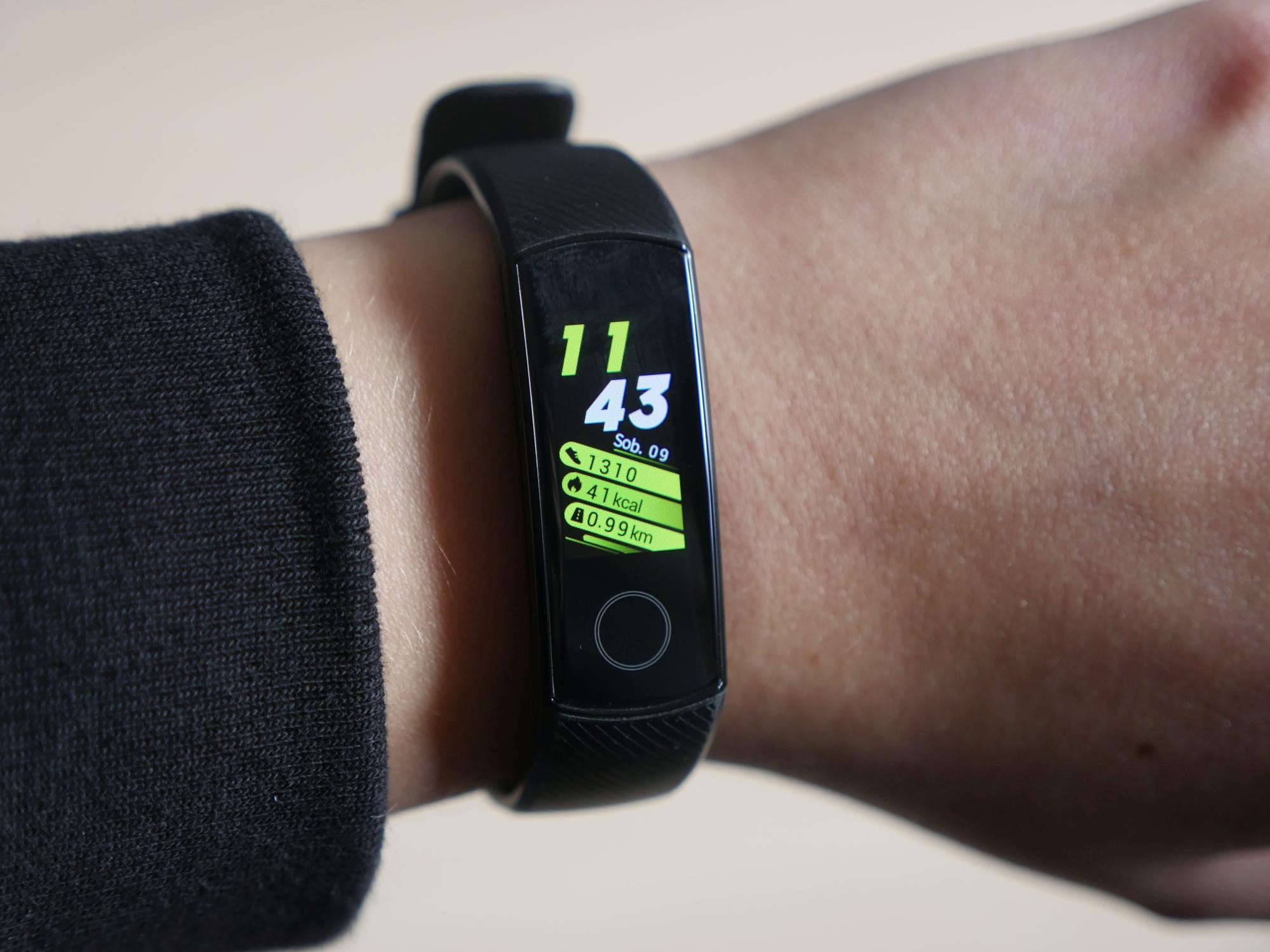 Recenzja smart opaski Honor Band 5 - godny rywal Xiaomi Mi Band 4? 23