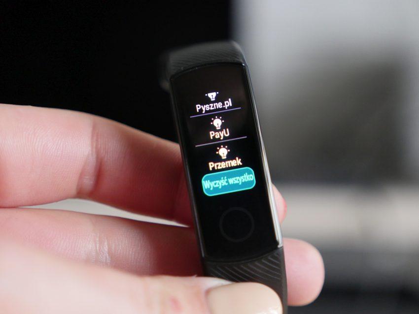 Recenzja smart opaski Honor Band 5 - godny rywal Xiaomi Mi Band 4? 29
