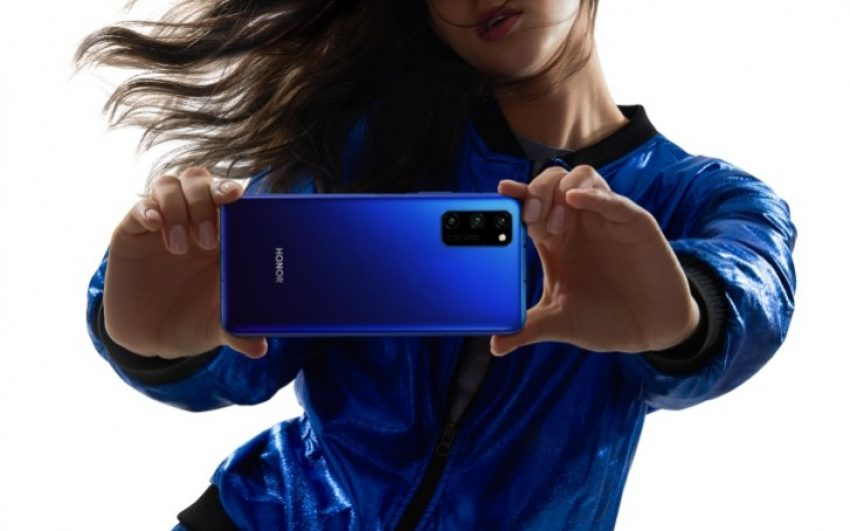 Premiera: Honor View 30 z najlepszym procesorem Huawei, 5G i potrójnym aparatem