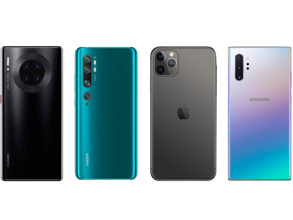 Najlepsze smartfony fotograficzne 2019 roku zdaniem DxOMark 17