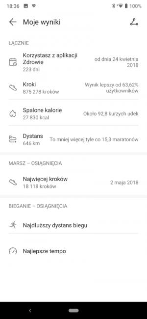 Recenzja smart opaski Honor Band 5 - godny rywal Xiaomi Mi Band 4? 41