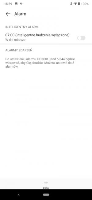 Recenzja smart opaski Honor Band 5 - godny rywal Xiaomi Mi Band 4? 50