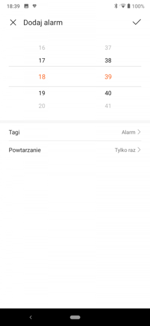 Recenzja smart opaski Honor Band 5 - godny rywal Xiaomi Mi Band 4? 51