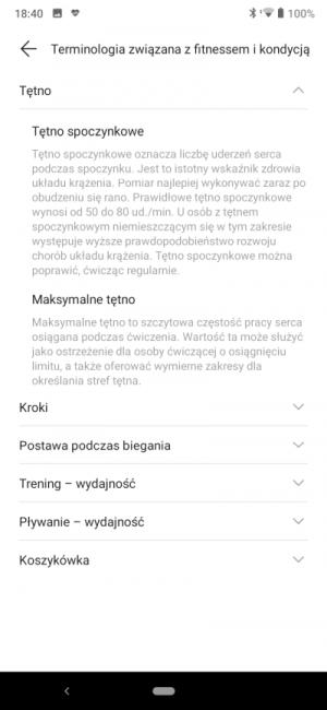 Recenzja smart opaski Honor Band 5 - godny rywal Xiaomi Mi Band 4? 39