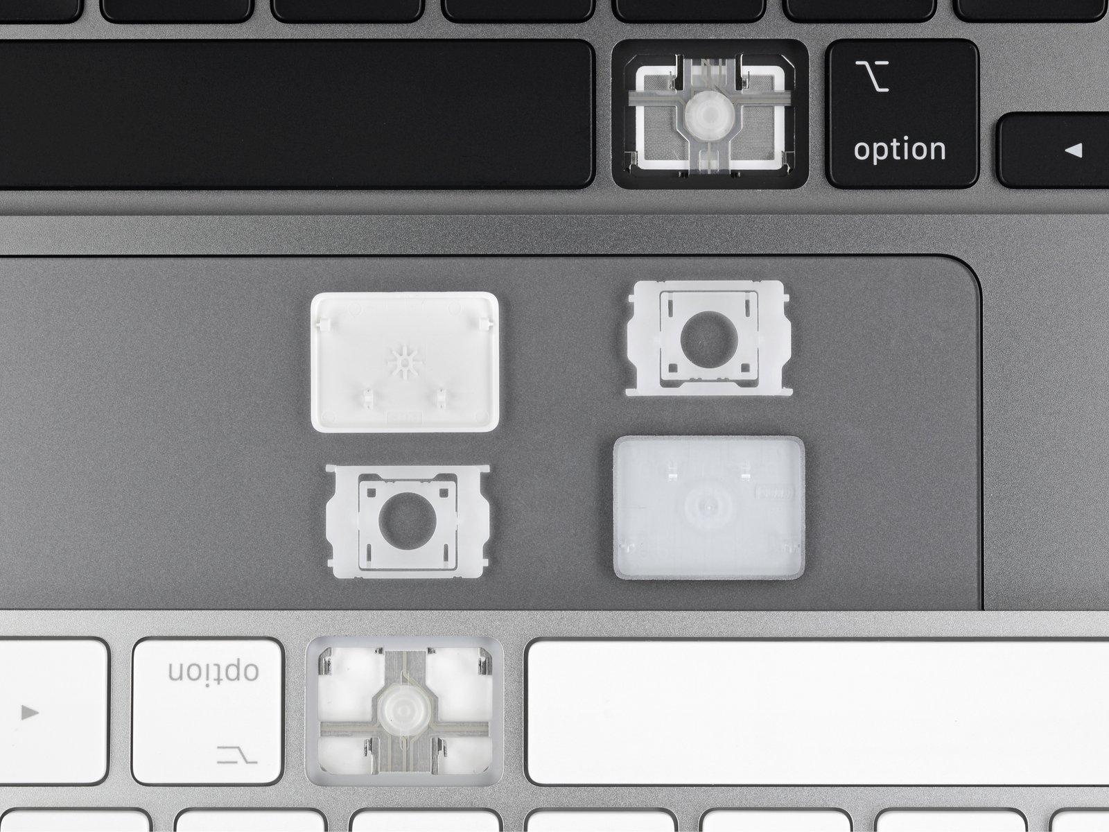 13-calowy MacBook Pro również otrzyma klawiaturę nożycową