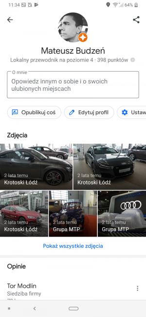 """Mapy Google z nową kartą """"Twój profil"""". Zmiana jest już dostępna na Androidzie"""