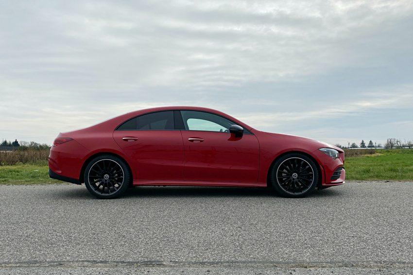 Mercedes CLA - atrakcyjne auto, z którym można... porozmawiać