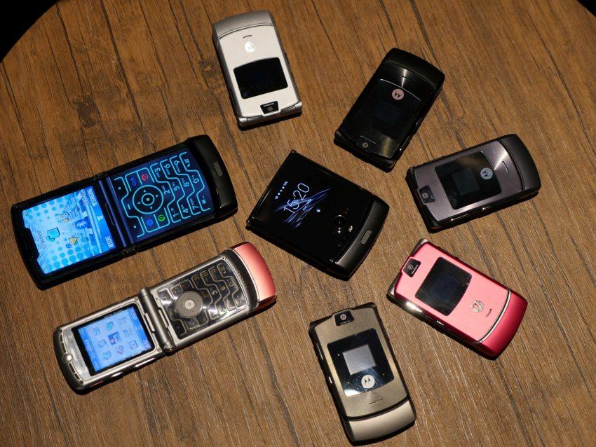 Motorola razr - jaka w rzeczywistości jest składana Motka?