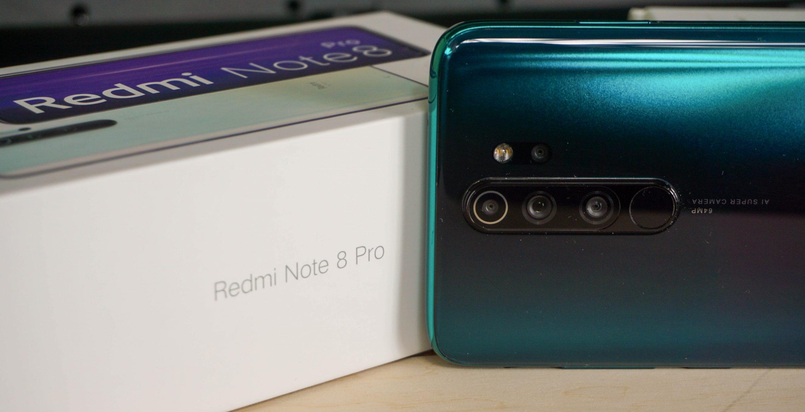 """Redmi Note 8 Pro został odświeżony - Xiaomi przygotowało """"specjalną edycję"""" 20"""
