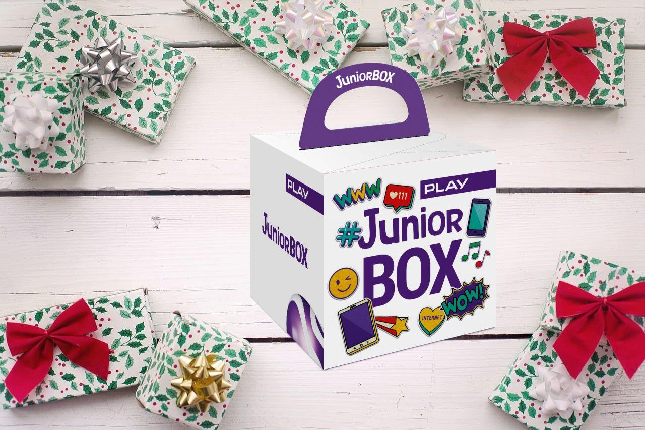 Play przygotował świąteczny JUNIOR BOX z atrakcyjną zawartością 23