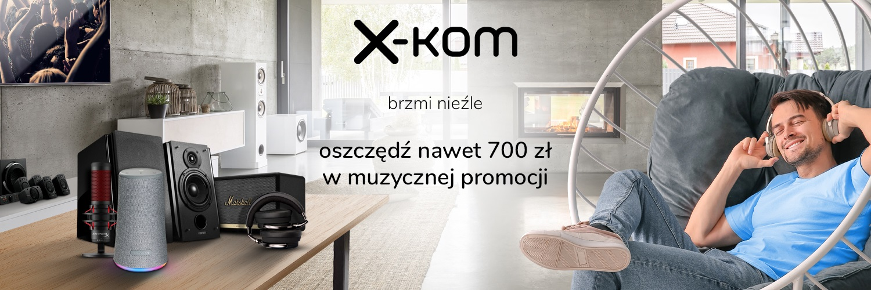 głośnik promocja x-kom