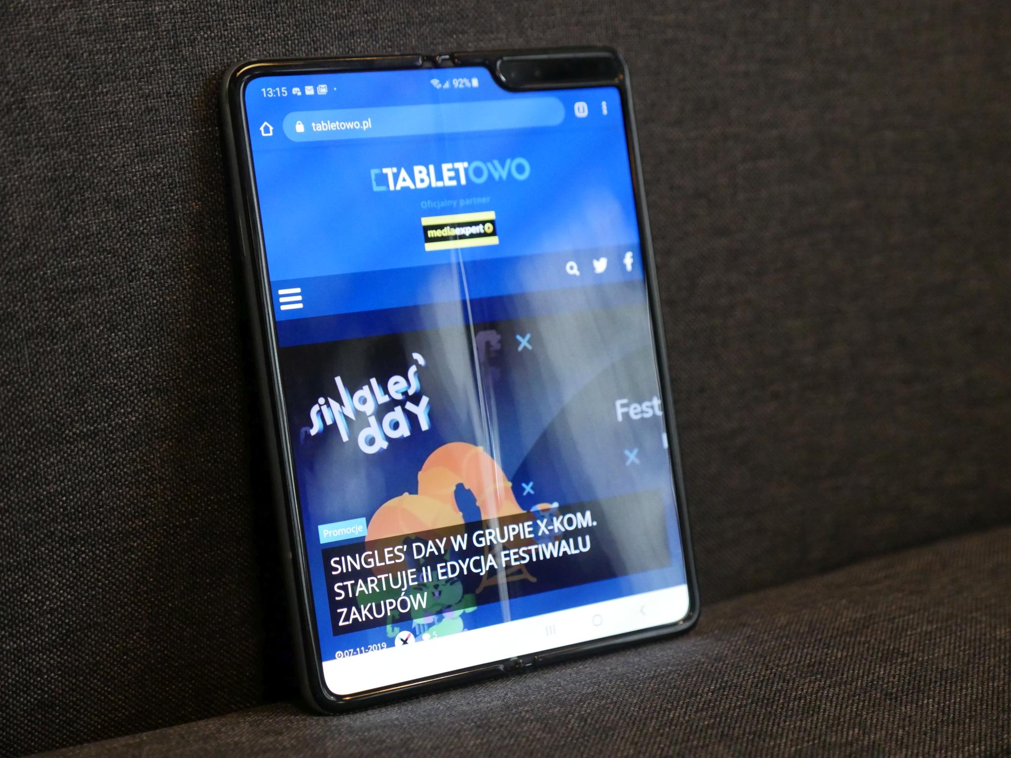 Samsung sprawi, że składanych smartfonów będzie coraz więcej na rynku