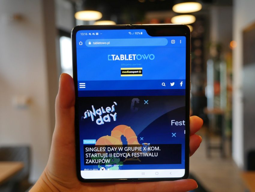 Samsung Galaxy Fold - drugiego takiego nie znajdziecie (recenzja) 50