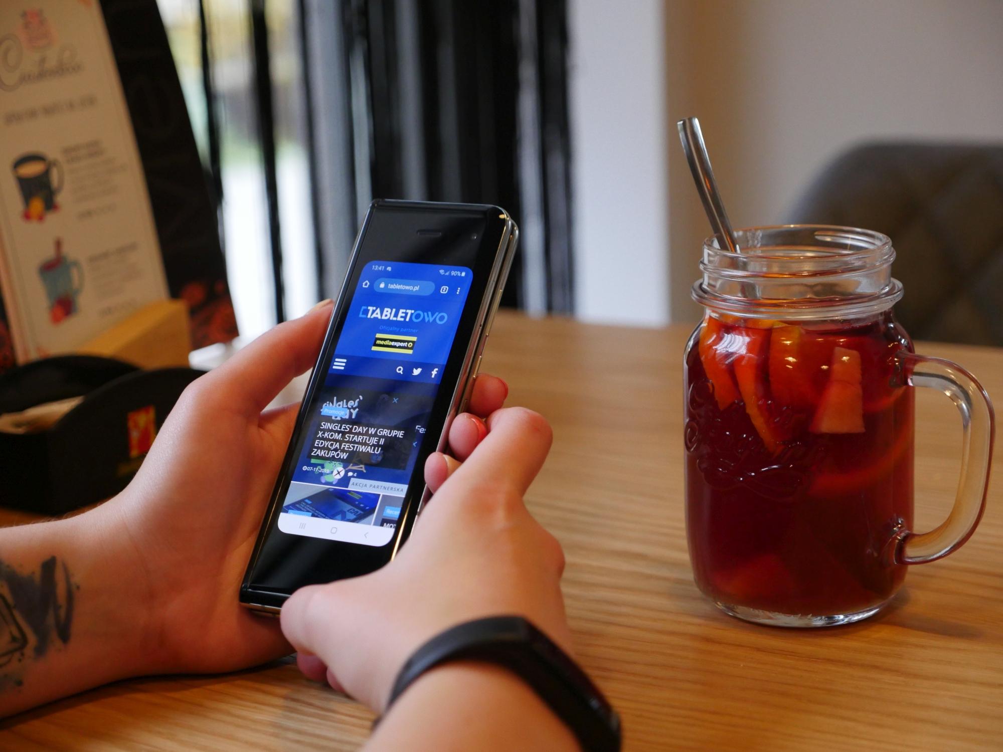 Samsung Galaxy Fold - drugiego takiego nie znajdziecie (recenzja) 77