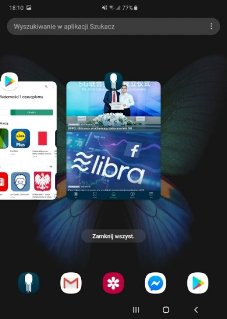 Samsung Galaxy Fold - drugiego takiego nie znajdziecie (recenzja) 68
