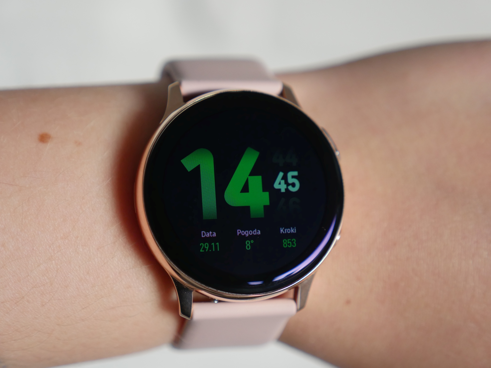 Nowa aplikacja na smartwatche z serii Galaxy Watch ma przypominać o umyciu rąk