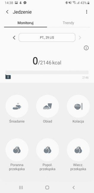 Samsung Health - aplikacja, która pomaga być fit 25