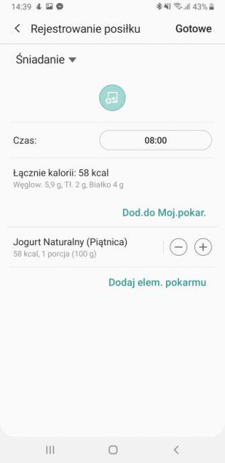 Samsung Health - aplikacja, która pomaga być fit 26