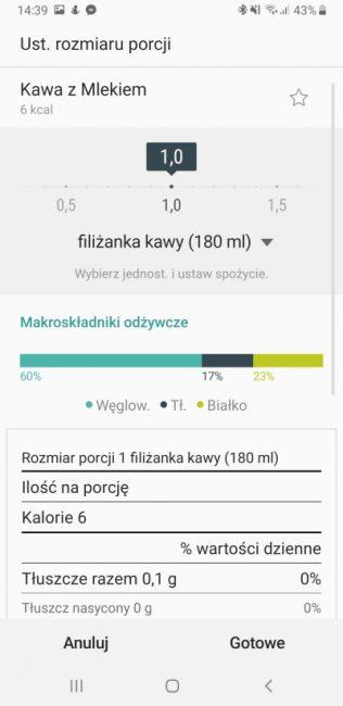 Samsung Health - aplikacja, która pomaga być fit 27