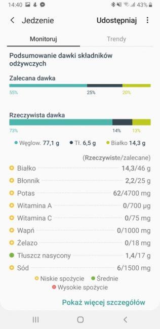 Samsung Health - aplikacja, która pomaga być fit 31