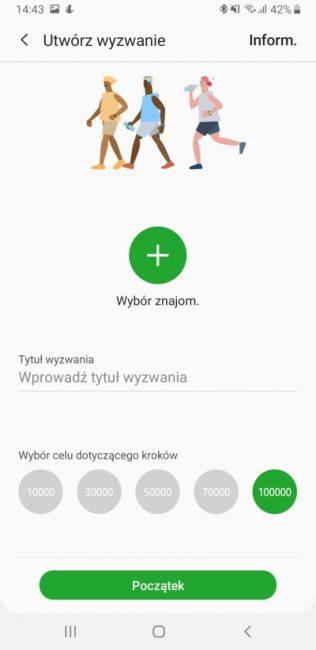 Samsung Health - aplikacja, która pomaga być fit 41