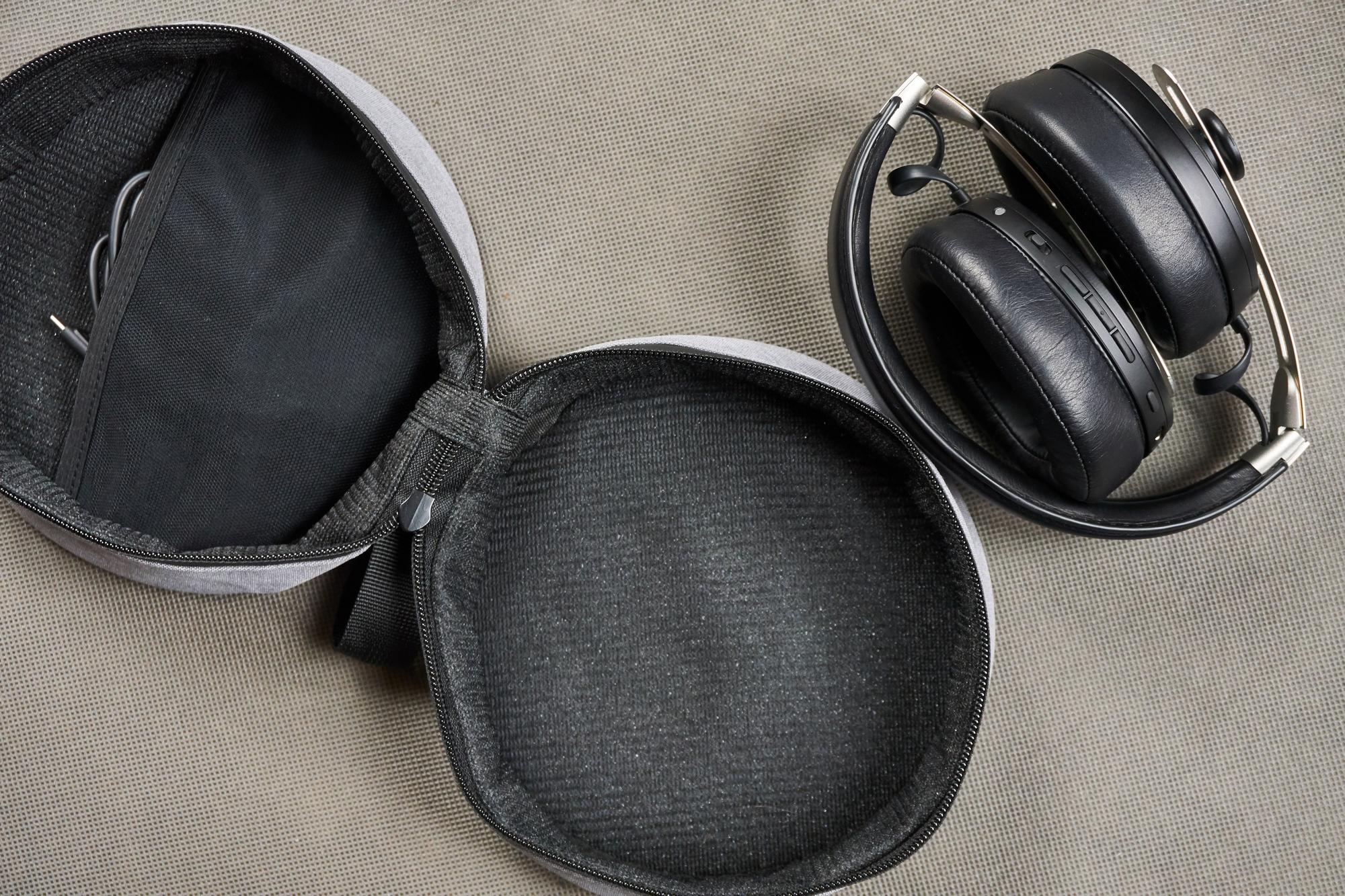 Recenzja Sennheiser Momentum Wireless - niemieckim inżynierom dźwięku progres nie jest obcy 18 Sennheiser Momentum Wireless