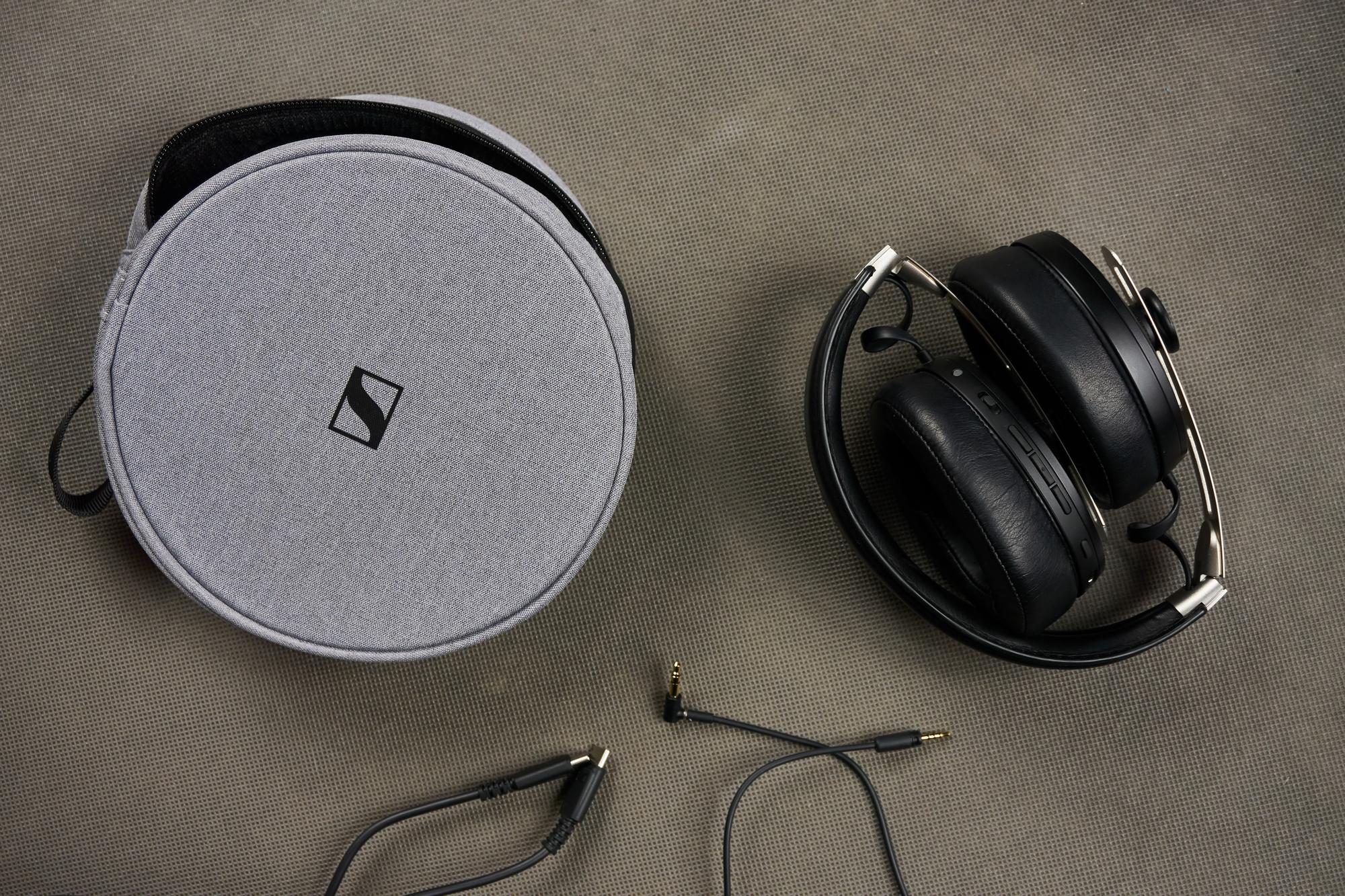 Recenzja Sennheiser Momentum Wireless - niemieckim inżynierom dźwięku progres nie jest obcy 37 Sennheiser Momentum Wireless