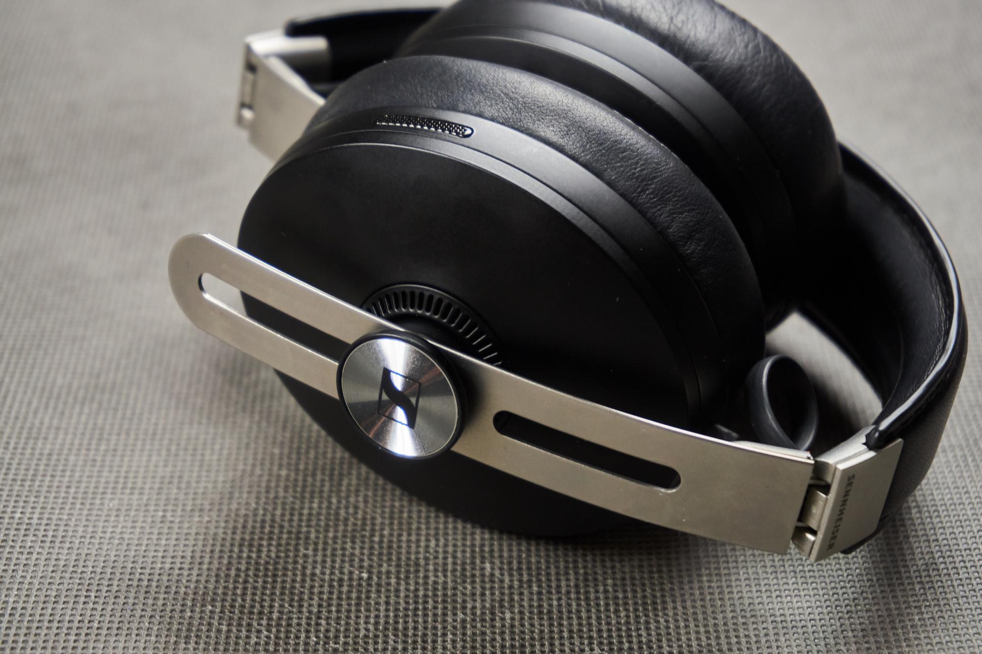 Recenzja Sennheiser Momentum Wireless - niemieckim inżynierom dźwięku progres nie jest obcy 15 Sennheiser Momentum Wireless