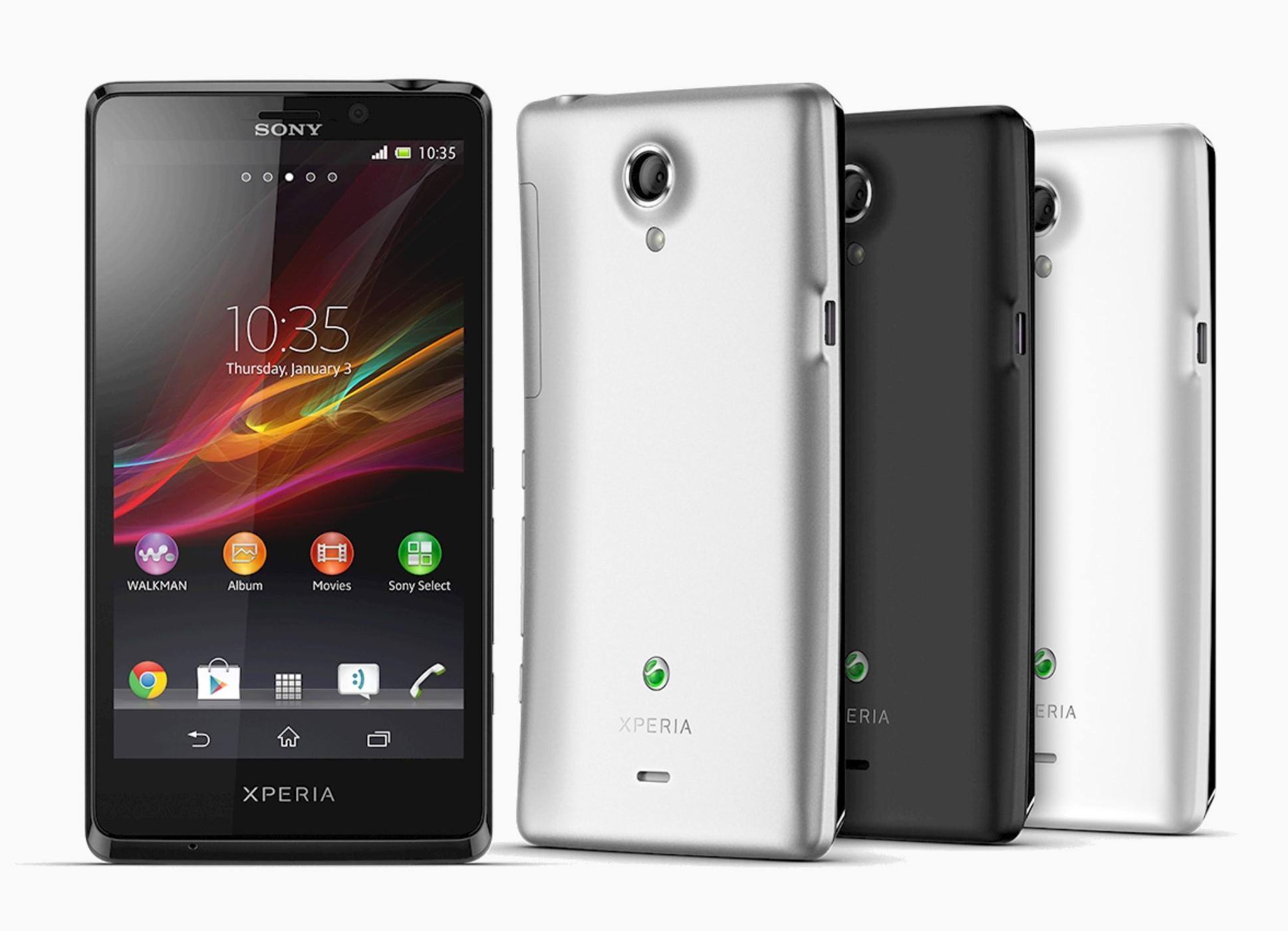 Sony wraca do korzeni? Xperia 3 może zyskać kształt zbliżony do pamiętnej Xperii T 19