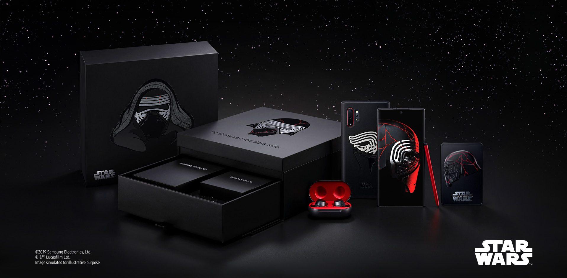 Samsung Galaxy Note 10+ Star Wars Special Edition - może i lepiej, że nie będzie go w Polsce