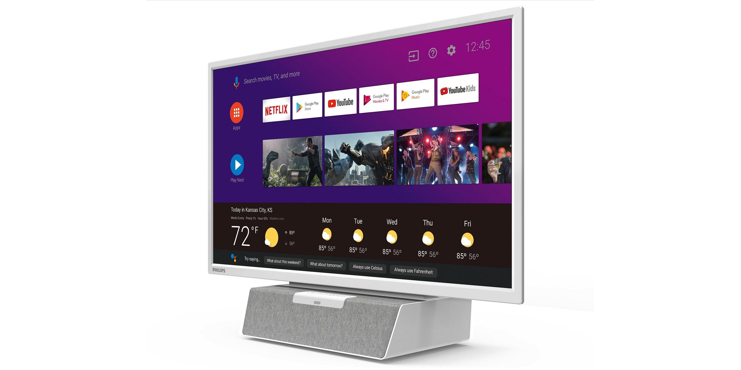 Android TV zaktualizowany do Androida 10 18