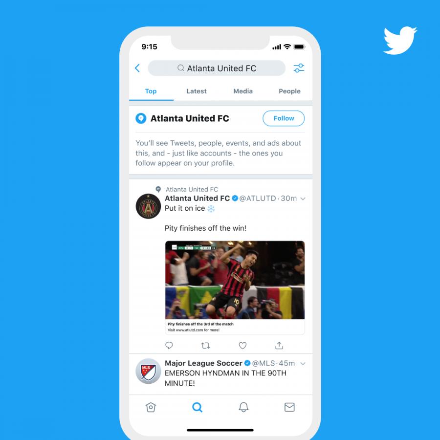 Twitter z funkcją tematów. Śledzenie informacji ma być jeszcze łatwiejsze