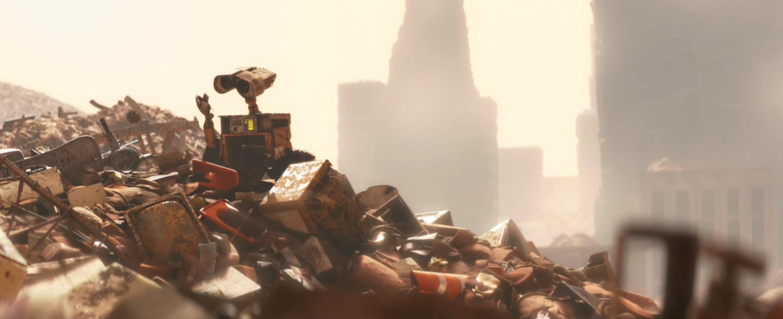 Alphabet eksperymentuje z robotami. Ten tutaj ma podobne zadania jak WALL-E 17