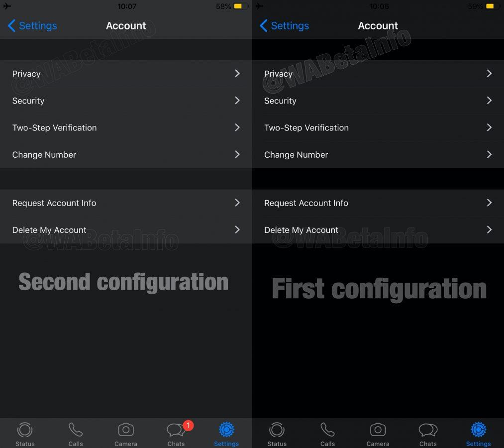 WhatsApp z dwoma trybami Dark Mode. Jeden sprawdzi się w iPhone'ach z ekranami OLED