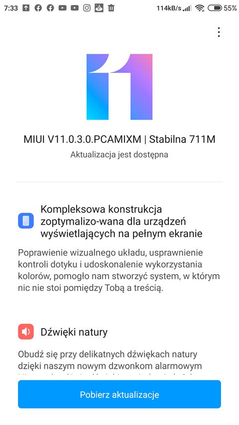 Nawet starsze Xiaomi jest lepsze! Eksflagowiec Mi 6 dostaje aktualizację do MIUI 11