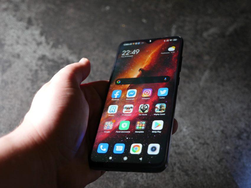 Recenzja Xiaomi Redmi Note 8 Pro. W tej cenie nie brałbym innego! 92 Xiaomi Redmi Note 8 Pro