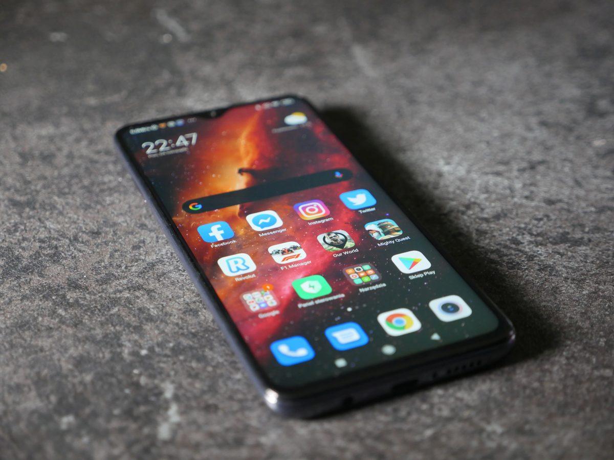smartfon Xiaomi Redmi Note 8 Pro smartphone