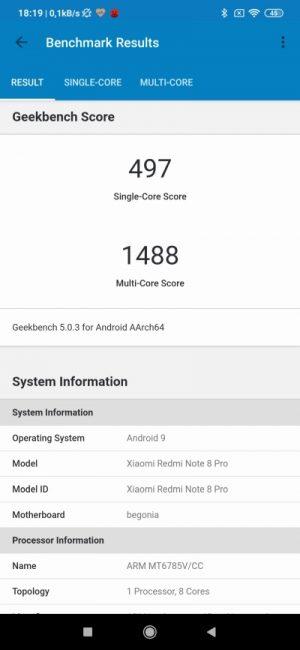 Recenzja Xiaomi Redmi Note 8 Pro. W tej cenie nie brałbym innego! 85 Xiaomi Redmi Note 8 Pro