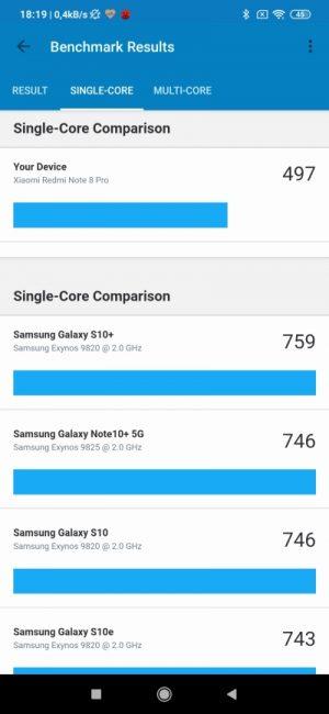 Recenzja Xiaomi Redmi Note 8 Pro. W tej cenie nie brałbym innego! 86 Xiaomi Redmi Note 8 Pro