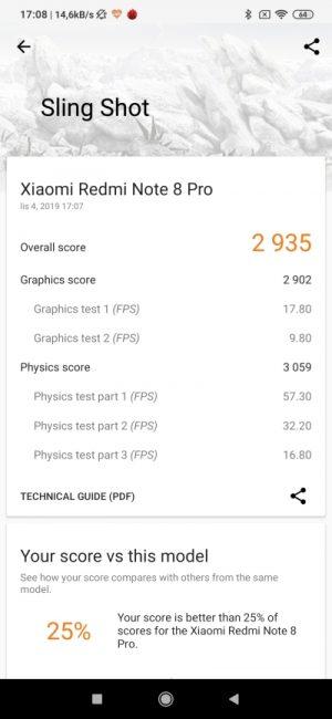 Recenzja Xiaomi Redmi Note 8 Pro. W tej cenie nie brałbym innego! 88 Xiaomi Redmi Note 8 Pro