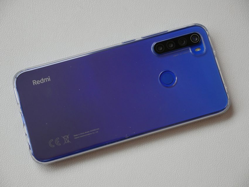 Redmi Note 8T oficjalnie - polskie ceny i namiastka pierwszych wrażeń 22