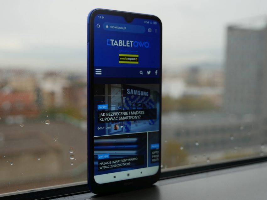 Redmi Note 8T oficjalnie - polskie ceny i namiastka pierwszych wrażeń 24